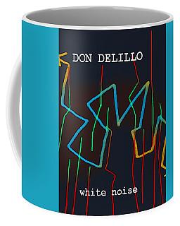 Don Delillo Poster  Coffee Mug