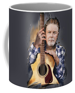 Don Henley Coffee Mug