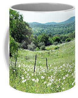 Done In White Coffee Mug