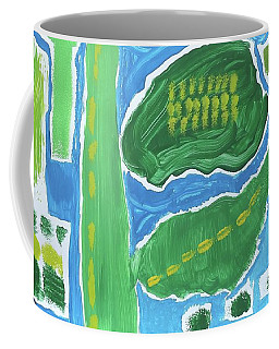 Donegal Bay Islands Ireland  Coffee Mug