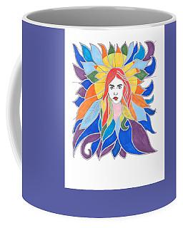 Donna Soul Portrait Coffee Mug