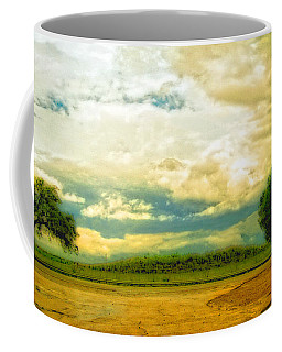 Don't Know Why There's No Sun Up In The Sky Coffee Mug