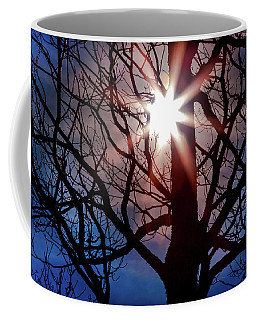 Coffee Mug featuring the photograph Don't Lose Sight Of It All by Karen Wiles
