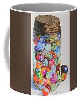 Don't Lose Your Marbles Coffee Mug