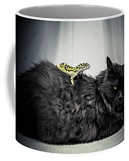 Don't Mess With The Pets Coffee Mug