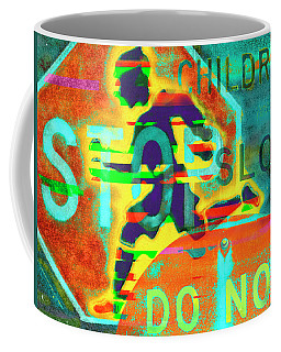Don't Slow Children Coffee Mug