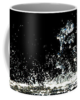 Don't Threaten Me With Love. Coffee Mug