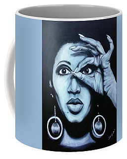Donyele Coffee Mug by Jenny Pickens