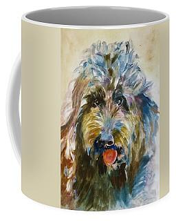 Doodle Coffee Mug by Khalid Saeed