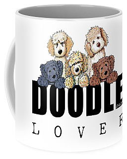 Doodle Lover Coffee Mug