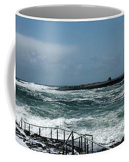 Doolin Waves Coffee Mug