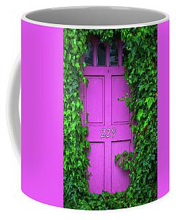 Door 229 Coffee Mug by Darren White