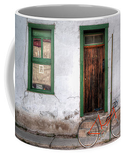 Door 345 Coffee Mug
