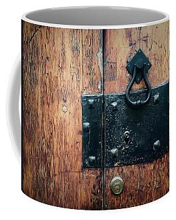 Door Hardware In Angra Do Heroismo Portugal Coffee Mug