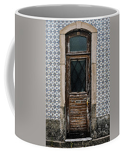 Coffee Mug featuring the photograph Door No 151 by Marco Oliveira