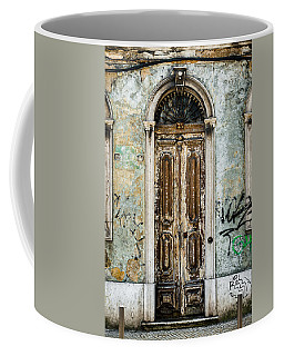 Door No 35 Coffee Mug by Marco Oliveira