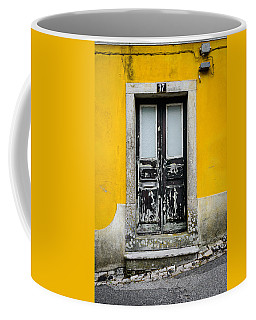 Door No 37 Coffee Mug by Marco Oliveira
