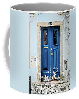 Door No 67 Coffee Mug by Marco Oliveira