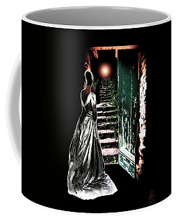 Door Of Opportunity Coffee Mug