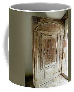 Door To Feudal Times Coffee Mug