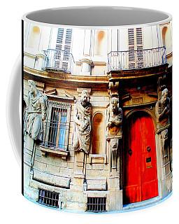 Door To Milan Coffee Mug