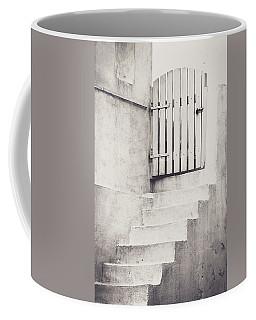 Door To Nowhere. Coffee Mug