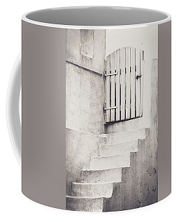 Door To Nowhere. Coffee Mug