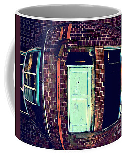 Door To Nowhere Coffee Mug by Yulia Kazansky