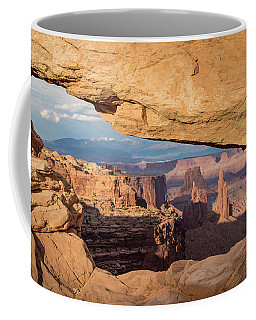 Door To The West Coffee Mug
