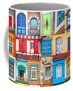 Doors And Windows Of The World Coffee Mug