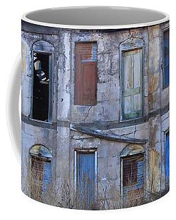 Old Building In Jerome, Arizona Coffee Mug