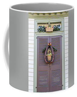 Doors Of Williamsburg 91 Coffee Mug