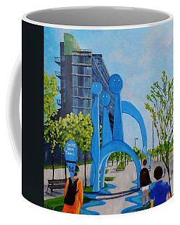 Toronto Canary District - Doors Open Toronto Coffee Mug