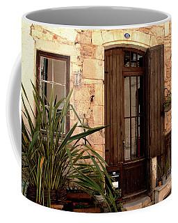 Doorway At Number 12 Coffee Mug