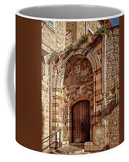Doorway In Akko Coffee Mug