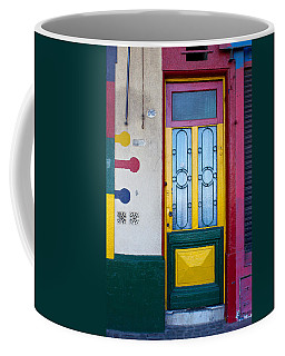 Doors Of San Telmo, Argentina Coffee Mug