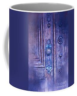 Doorway To History Coffee Mug by Ella Kaye Dickey