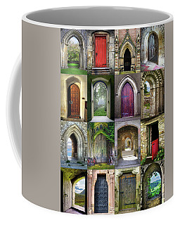 Doorways To The Past Coffee Mug