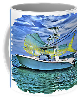 Dorado Yellowfin Coffee Mug