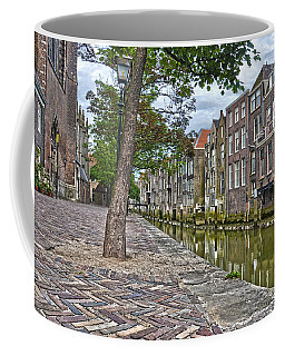 Dordrecht Behind The Church Coffee Mug