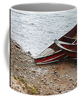 Dos Barcos Coffee Mug