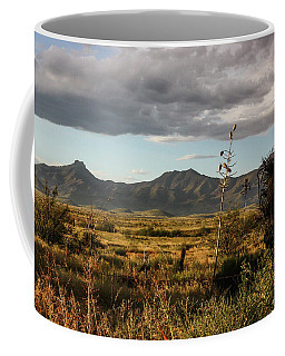 Dos Cabezas Grasslands At Dusk Coffee Mug
