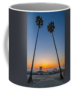 Dos Palms Coffee Mug