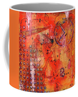 Dot Of Time Coffee Mug