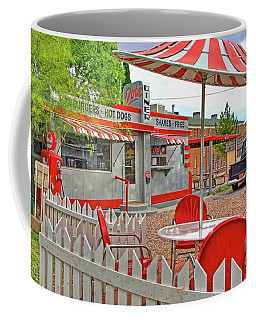Dot's Diner In Bisbee Arizona Coffee Mug