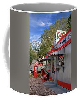 Dot's Diner In Bisbee Coffee Mug