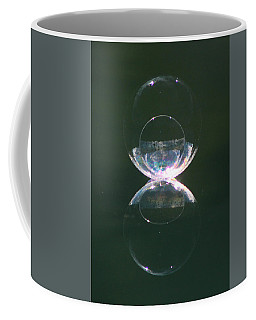 Double Bubble Infinity Coffee Mug by Cathie Douglas