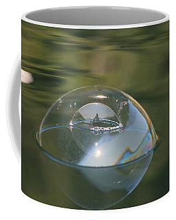 Double Bubble Portrait Coffee Mug