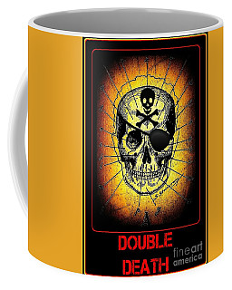 Double Death Coffee Mug by Peter Gumaer Ogden