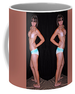 Double Half Cover Quarter Show 2010 Coffee Mug